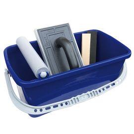 Kit spécial joints de carrelage avec bac 12 Litres + 2 accessoires - Diamwood