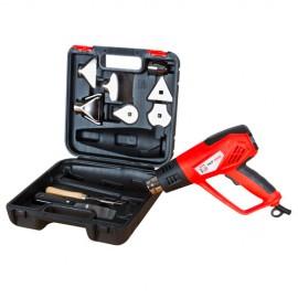 Décapeur thermique + accessoires 230 V - 2000 W HLP2000 - Holzmann
