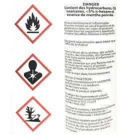 Spray lubrifiant qualité professionnelle - LUBRISPRAY - Leman