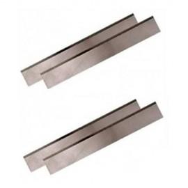 4 fers de dégauchisseuse HSS 310 x 30 x 3 mm HOBM-310303 - Holzmann