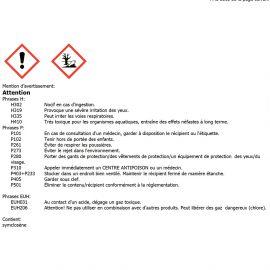 Chlore lent galet de 250 gr par 5 kg - 737105 - Aqua Soleil