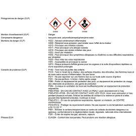 Mousse polyuréthane pistolable ALSAMOUSSE FLEX 750 ml - PO08144 - Alsafix