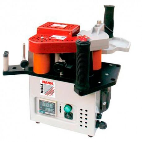 Plaqueuse de chant manuelle 180°C 230 V - 765 W KAM55V + accessoires - Holzmann