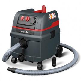 Aspirateur eau poussière 25L 1600W 230 V Classe L décolmatage ISC L-1625 EW - 018744 - Starmix