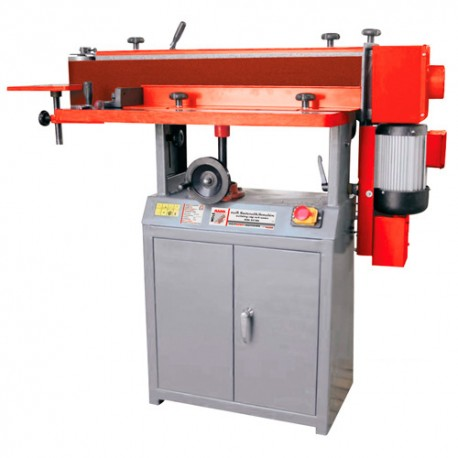 Ponceuse à bande oscillante 2510 x 150 mm 230 V - 1500 W KOS2510N-230V - Holzmann