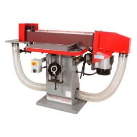 Ponceuse à bande oscillante 2600 x 150 mm 400 V - 3000 W KOS2600C - Holzmann