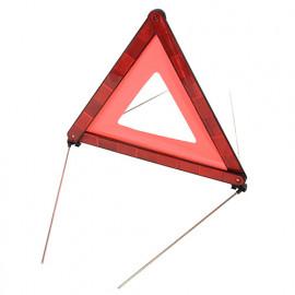 Triangle de sécurité réfléchissant conforme ECE27 - 140958 - Silverline