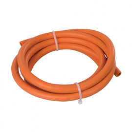 Tuyau caoutchouc 2 m pour gaz - 344564 - Dickie Dyer