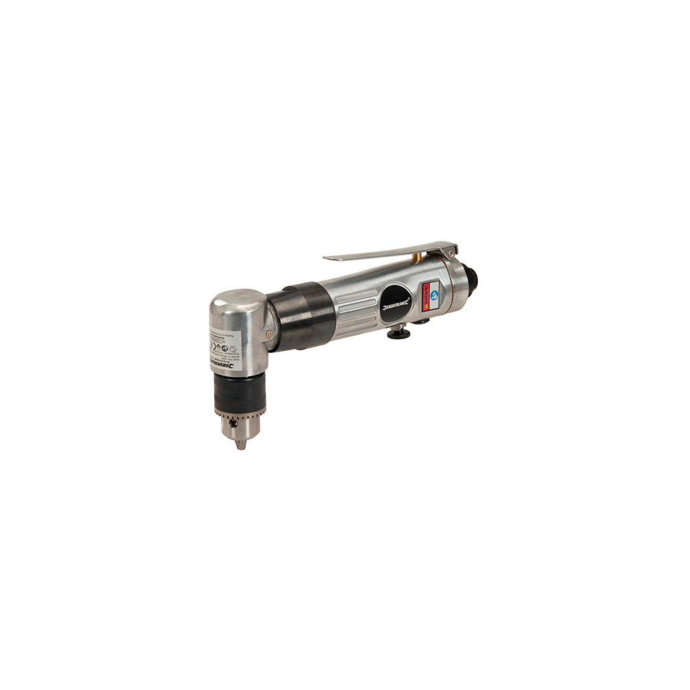 Silverline 868625 Perceuse pneumatique droite 10 mm