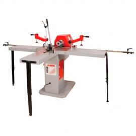 3 rallonges de table 600 x 300 mm LBM290KAL pour mortaiseuse LBM290K - Holzmann