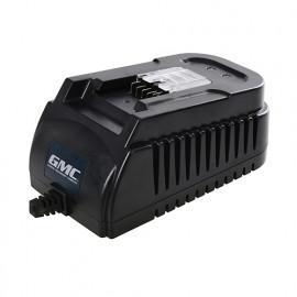 Chargeur de batterie rapide 18 V de 30 à 80 min - 458065 - GMC