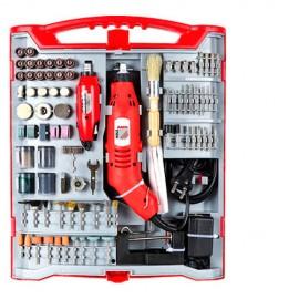 Outil multifonction + 227 accessoires 230 V - 160 W MFW228 - Holzmann