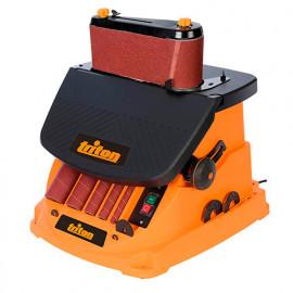 Ponceuse à bande et à cylindre oscillant TSPST450EU 450W 230V (UE) - 490810 - Triton