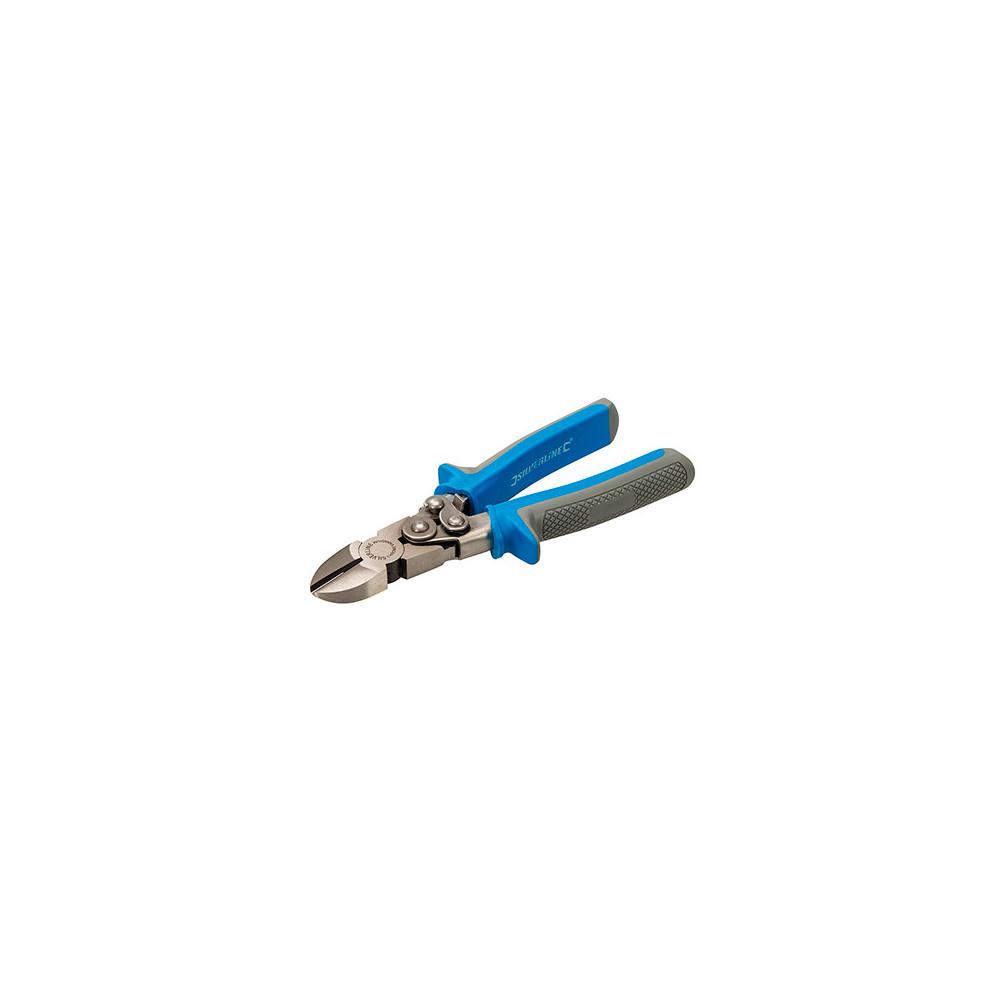200 mm Pince coupante diagonale /à action compos/ée