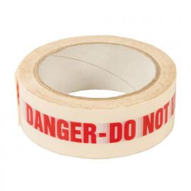 Ruban adhésif DANGER DO NOT USE 38 mm x 33 m - 520015 - Dickie Dyer