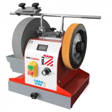 Affûteuse à eau D. 250 mm avec variateur 230 V - 200 W NTS250PRO - Holzmann