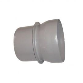 Manchon de réduction D. 100 à 80 mm RED10080 - Holzmann