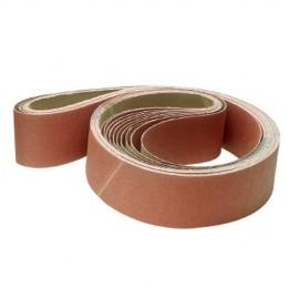 Assortiment de 10 bandes abrasives 2260 x 150 mm SB2260SET pour KOS2260 - Holzmann