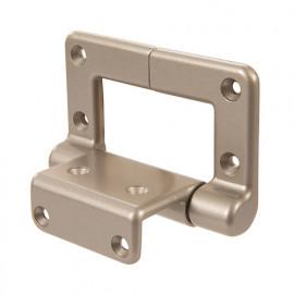 Charnière dissimulée 3,4 Nm pour couvercle de matériaux 19 mm d'épaisseur max. - 842007 - Rockler