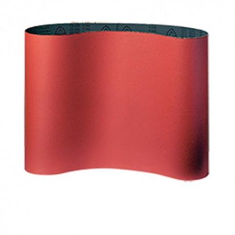2 bandes abrasives 1003 x 457 mm Gr. 100 SBR455BK100 pour R455B - Holzmann