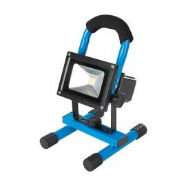 Projecteur de chantier rechargeable LED 5W (UK) - 946572 - Silverline