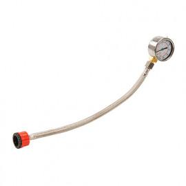 Manomètre de contrôle de pression d'eau 3/4Ó BSP 0 - 11 bar / 160 psi - 884712 - Dickie Dyer
