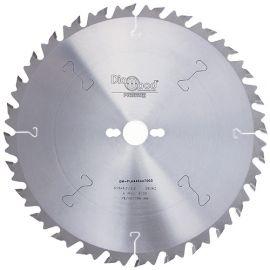 Lame de scie circulaire HM débit D. 315 x Al. 30 x ép. 3,2 mm x Z28 Alt + AR - Diamwood Platinum