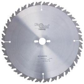 Lame de scie circulaire HM débit D. 350 x Al. 30 x ép. 3,6 mm x Z32 Alt + AR - Diamwood Platinum