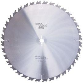 Lame de scie circulaire HM débit D. 550 x Al. 30 x ép. 4,2 mm x Z36 + AR - Diamwood Platinum
