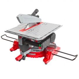Scie à onglet avec table supérieure D. 305 mm 230 V - 2000 W TK305 - Holzmann