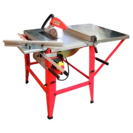 Scie sur table de chantier D. 315 mm 400 V - 2200 W TKS315S-400V - Holzmann