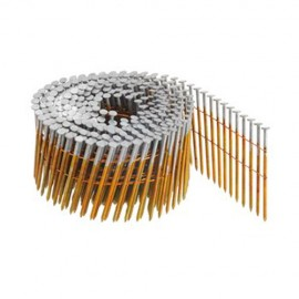 Cloueuse PRO pneumatique type Coil de 50 à 90 mm TN90 - Holzmann