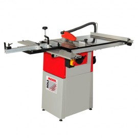 Scie sur table D. 200 mm 230 V - 1100 W TS200-230V - Holzmann