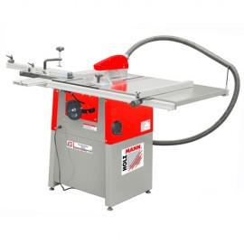Scie sur table D. 254 mm 230 V - 2200 W TS250-230V - Holzmann