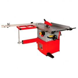 Scie sur table D. 250 mm 400 V - 2200 W TS250FL-400V - Holzmann
