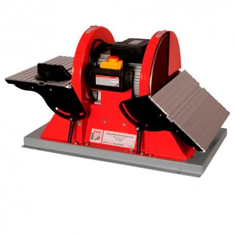 Ponceuse à double disques D. 305 mm 230 V - 750 W TS305D - Holzmann