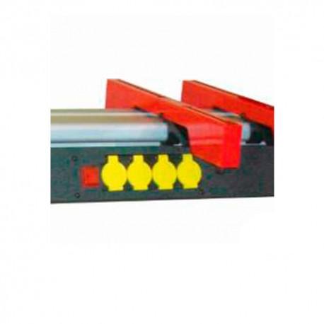 Machoire de fixation USK2760ES pour stand USK2760 - Holzmann