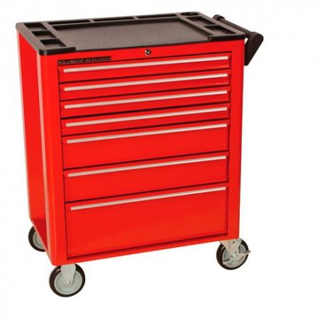 Servante d'atelier 7 tiroirs WW690L - Holzmann