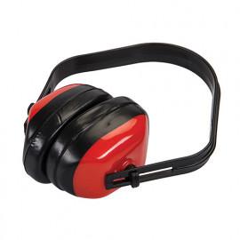 Lot de 12 casques anti-bruit confort - 868509 - Silverline