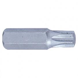 Embout de vissage Torx 10 mm - T50 L. 36 mm