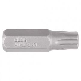 Embout de vissage Torx plus 10 mm - IP10 L. 36 mm
