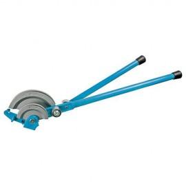 Cintreuse manuelle et guide usage intensif 745 mm - MS124 - Silverline