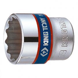 """Douille standard métrique 12 pans 3/8"""" - 13 mm"""