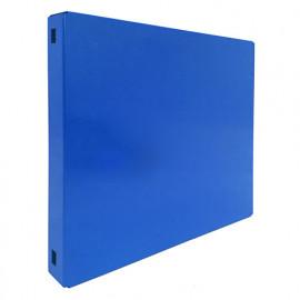 Panneau fond lisse L. 300 x Ht. 300 mm SIMONBOARD 300x300 BLEU - 4016130301 - Simonhome