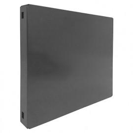 Panneau fond lisse L. 300 x Ht. 300 mm SIMONBOARD 300x300 GRIS FONCE - 3016130301 - Simonhome
