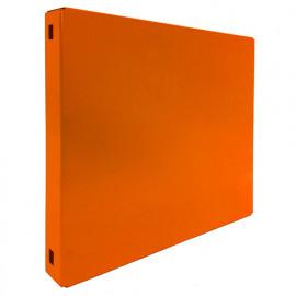 Panneau fond lisse L. 300 x Ht. 300 mm SIMONBOARD 300x300 ORANGE - 5016130301 - Simonhome
