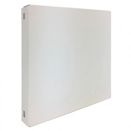 Panneau fond perforé L. 300 x Ht. 300 mm SIMONBOARD PERFORE 300x300 BLANC - 2016130302 - Simonhome