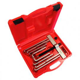Coffret d'extracteur multi-utilisation à 2 griffes 250-182 mm