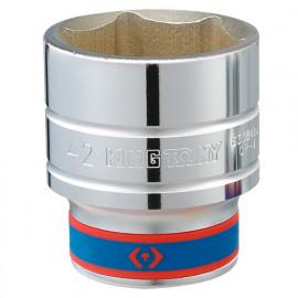 Douille standard métrique 6 pans - 41 mm