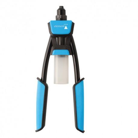 Pince à levier nouvelle génération pour rivets D. 2,4 à 5 mm - SC-R200 - Scell-it